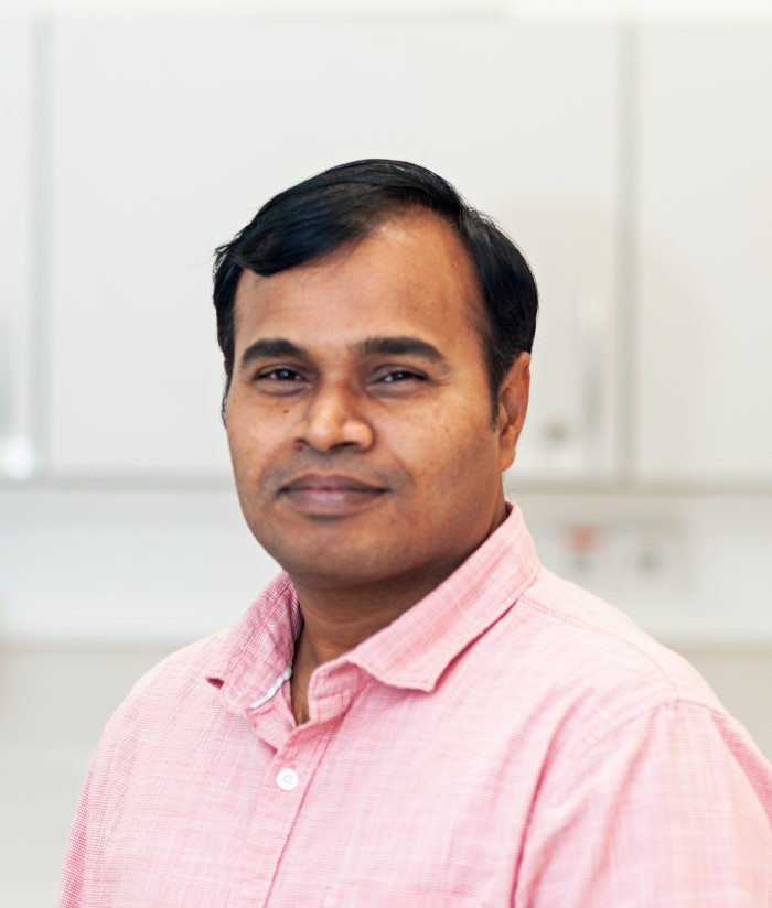 Dr. Rajesh Dagupati