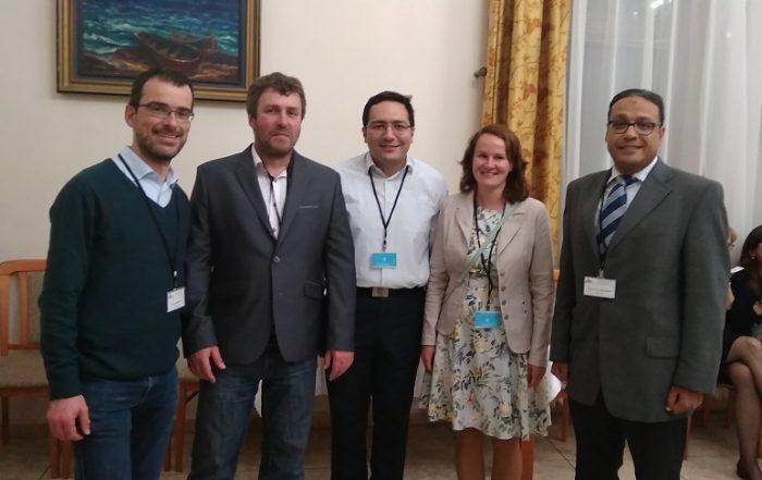 "dec4e62cd8cc FunGlass team at ""Engineering Ceramics 2019"" workshop in Smolenice"