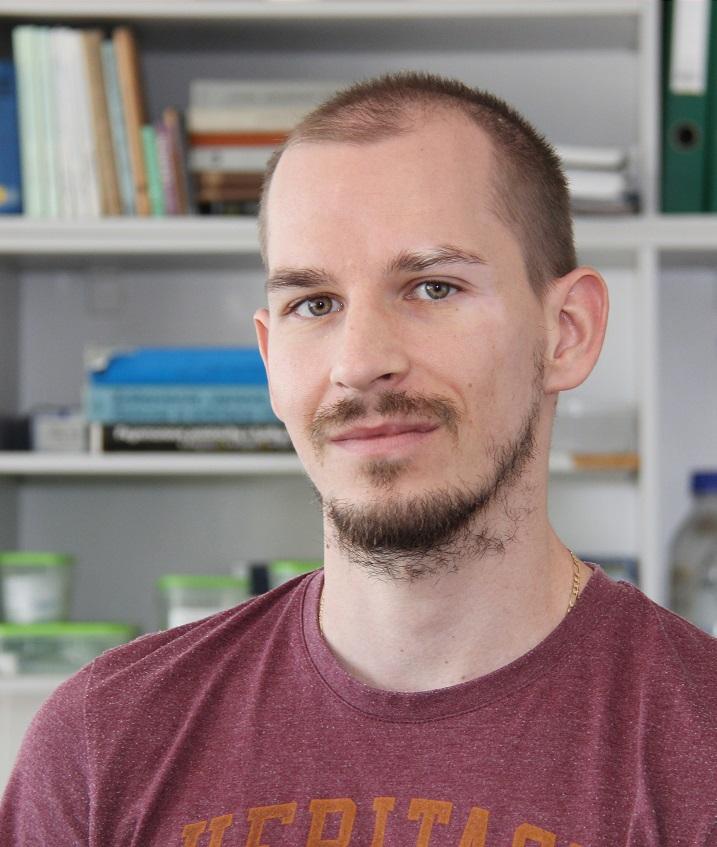 Mgr. Martin Blaško, PhD.