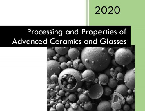Processing and Properties of Advanced Ceramics and Glass – Book of Abstracts